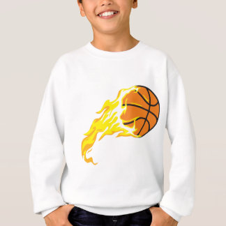 bball flame sweatshirt