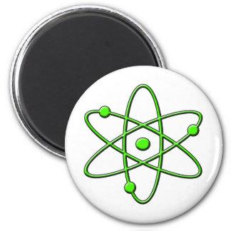 BBAtom 6 Cm Round Magnet