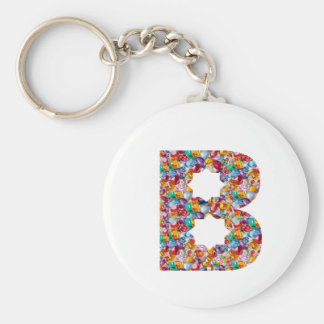 BBB Sparkle gifts bring SMILEs Keychain