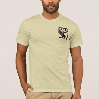 BBC Micro Owl - Small Black T-Shirt