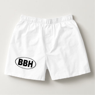 BBH Boothbay Harbor Maine Boxers