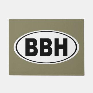 BBH Boothbay Harbor Maine Doormat