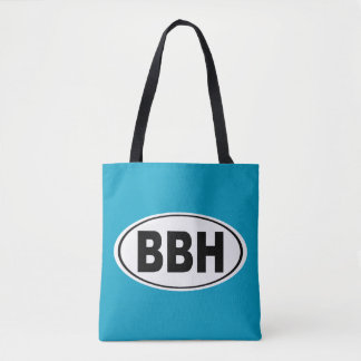 BBH Boothbay Harbor Maine Tote Bag