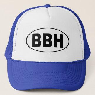 BBH Boothbay Harbor Maine Trucker Hat