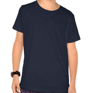 BBOY gradient prpl wht kids Tshirt
