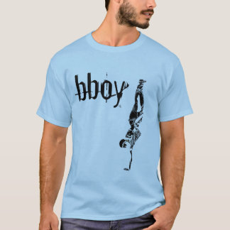 bboy tshirt pose by Benz of L.V.C.