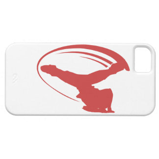 BBOY windmill red iphone iPhone 5 Covers