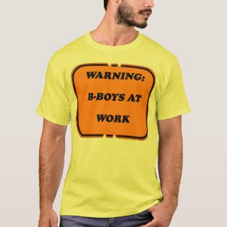 Bboys at work T-Shirt