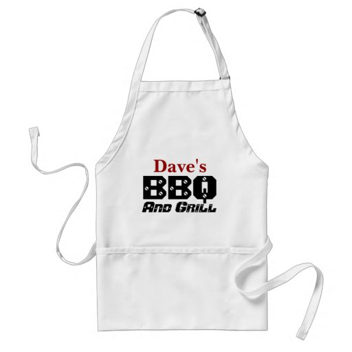 BBQ and Grill Apron