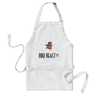 BBQ Beast Standard Apron