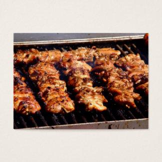 BBQ Chicken Business Card