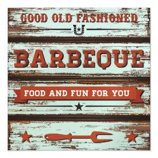 BBQ, Cookout, Pig Pickin' ! Card