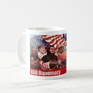 BBQ Diplomacy Mug