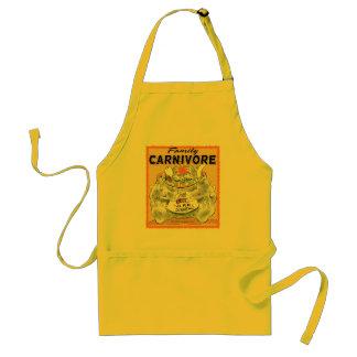 BBQ Family Carnivore Apron