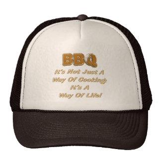 BBQ MESH HATS