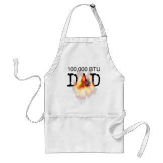 BBQ HOT Superdad 2013 SUPER DAD Standard Apron