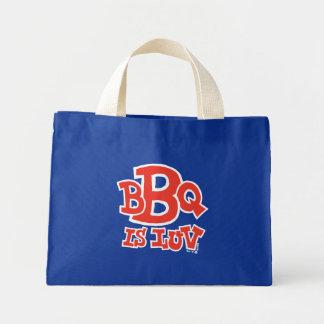 BBQ is Luv bag (dark)