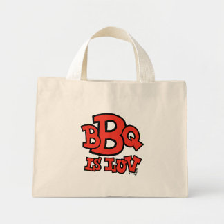 BBQ is Luv bag (light)