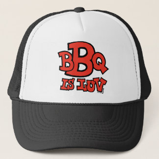 BBQ is Luv hat