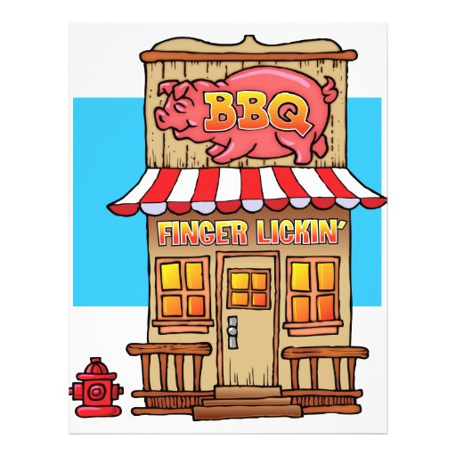 BBQ Joint Flyers