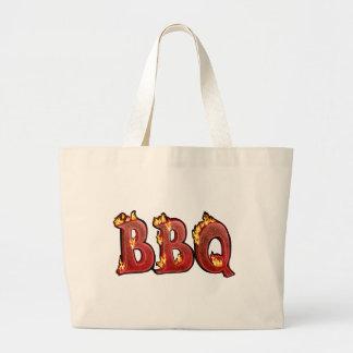 BBQ JUMBO TOTE BAG