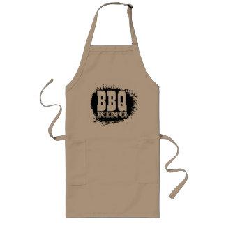 BBQ King apron for men | beige color