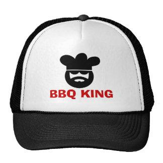 BBQ King hat for men