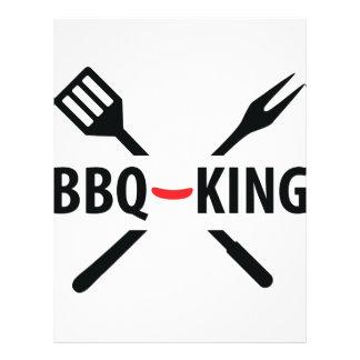 BBQ-King icon 21.5 Cm X 28 Cm Flyer