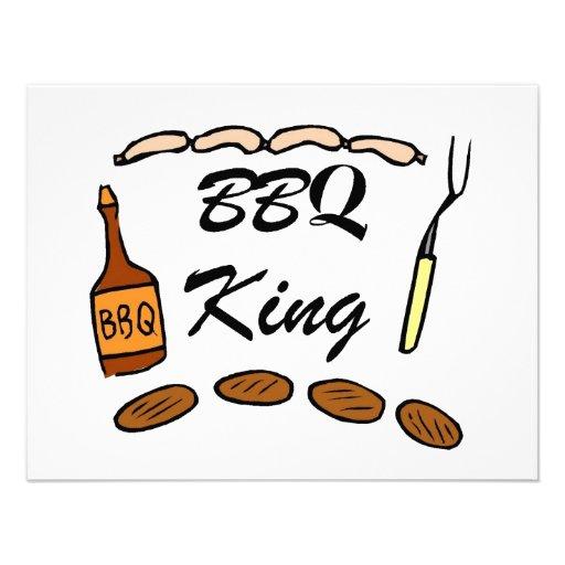 BBQ King Custom Announcement