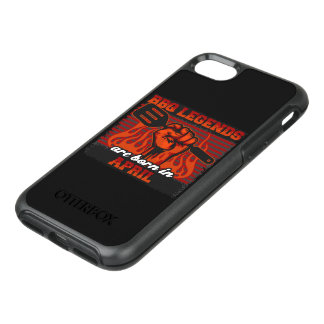 BBQ Legends are Born in April OtterBox Symmetry iPhone 7 Case