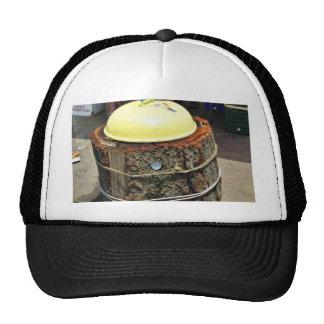 Bbq Logs Lids Hat