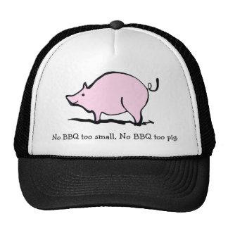 BBQ Pig Cap