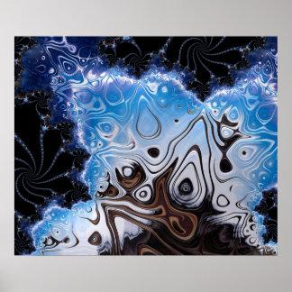 BBQSHOES: Fractal Art Design 103985 Poster