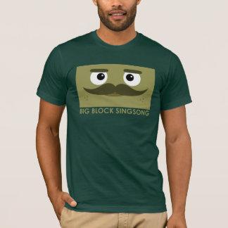 BBSS Moustachios #1 Men's T-Shirt