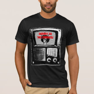 BBT70 Submit to the Zombies TV T-Shirt