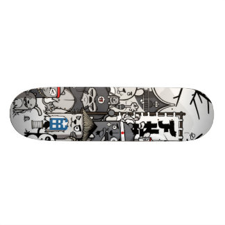 BC- asia Skate Deck