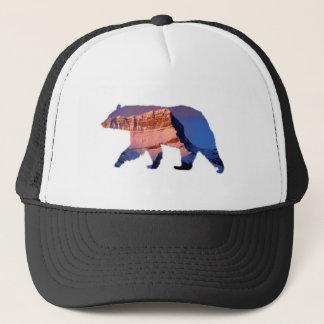BC Bear photo in Banff Trucker Hat