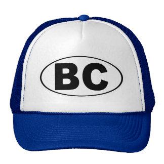 BC Boulder City Nevada Cap