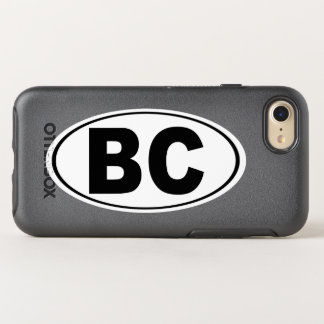 BC Boulder City Nevada OtterBox Symmetry iPhone 8/7 Case