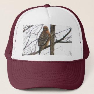 BC- Red-shouldered Hawk Hat