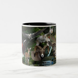 BC Wildlife Coffee Mug
