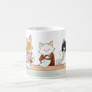BCN Morning Desk Mug