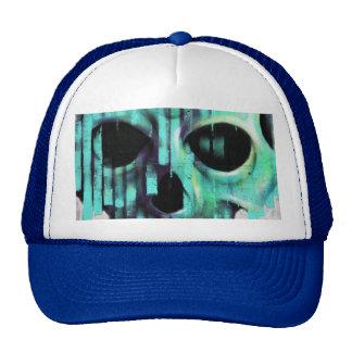 BCN Street art Skull Cap