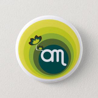 """[ BD ] Om v 1.0 """"Mint"""" - the button / badge"""