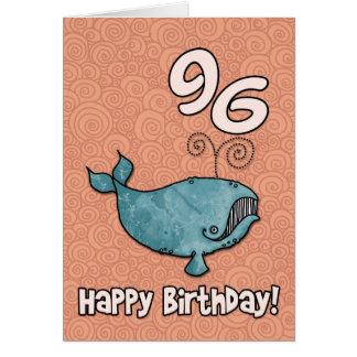 bd whale - 96 card