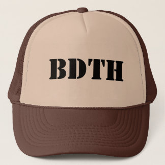 BDTH logo Trucker Hat