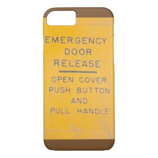 BE-18 Emergency Door Release Design iPhone 7 Case
