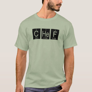 Be A Chef Father's Day T-Shirt