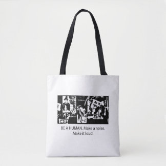 Be A Human tote