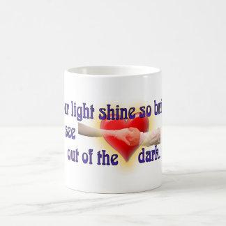 Be a leading bright light coffee mug